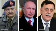 اختتام مفاوضات موسكو حول ليبيا.. ولا دخان الأبيض