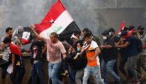 متظاهرون يغلقون الطرق المؤدية إلى مستودع الفاو النفطي بالعراق
