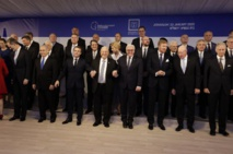 """قادة عالميون يتجمعون في """"أكبر حدث سياسي"""" منذ تأسيس إسرائيل"""