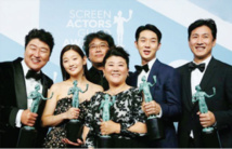 """الفيلم الكوري""""باراسايت"""" يحصد خمس جوائز اوسكار"""