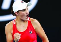 بارتي تواصل تربعها صدارة التصنيف العالمي للاعبات التنس