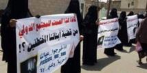 أمهات المختطفين اليمنيين : اولوية للمرضى بقوائم التبادل الاسرى