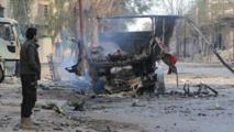 المعارضة السورية المعتدلة تحرر النيرب وتتقدم بريف إدلب