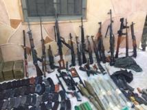الكشف عن ثالث مخيم للإرهابيين في جبال القصرين بتونس