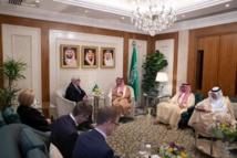 موقف اميركي مشترك مع السعودية بشأن المعارضة السورية