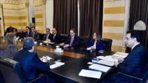 حكومة لبنان تجمع على عدم سداد ديون بقيمة 1.2 مليار دولار