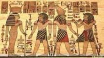 قدماءالمصريين عرفوا آلهة وربات للسعادة قبل آلاف السنين