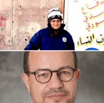 جائزة غاندي للسلام لطبيب سوري ومتطوعة بالخوذ البيضاء