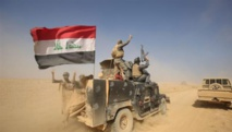انطلاق عملية عسكرية عراقية واسعة لتطهير صحراء الأنبار الغربية