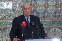 رئيس الجزائر: جائحة كورونا عطلت تغيير النظام السياسي