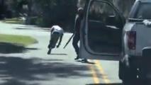 أمريكا..القبض على رجل صور حادث مقتل الشاب أحمد أربيري