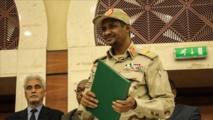 حميدتي: لا خلافات مع قطر وحفتر رفض مبادرتنا للصلح في ليبيا