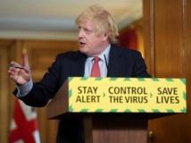 بوريس جونسون يعلن مزيدا من تخفيف قيود كورونا في بريطانيا