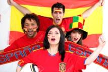 جماهير الكرة الإسبانية يمكنها استدعاء أجواء الاستاد عبر التلفزيون