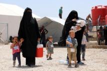 عودة أطفال من مخيم للاجئين في سورية إلى فنلندا