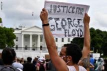 استمرار الاحتجاجات و ترامب اختبأ في قبو مُحصن خلال المظاهرات