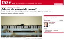 شهادة المخرج فراس فياض في محاكمة انور رسلان بالمانيا