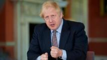"""جونسون يضع خططا """"لإعادة بناء بريطانيا"""" بعد جائحة كورونا"""