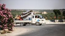 نزوح نصف مليون  ليبي جراء عدوان حفتر على طرابلس