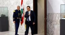 رئيس وزراء لبنان حسان دياب يعلن بدء الحرب على الفساد