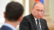 بوتين يعلن زيادة أنشطة تنظيم داعش في سورية بشدة