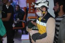 منسقو الاستجابة : تسمم مخيم النازحين بادلب من سوء التخزين