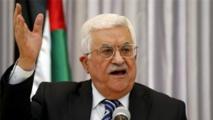 عباس: مخططات إسرائيل لضم أراض فلسطينية تنهي العملية السياسية