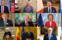 زعماء العالم يتضامنون مع ضحايا سربرنيتسا برسائل مصورة