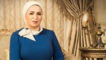 زوجة السيسي وجهت رسالة للمصريين في ذكرى ثورة 23 يوليو