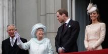 العائلة الملكية تحتفل بالذكرى الـ 150 للصليب الأحمر في بريطانيا