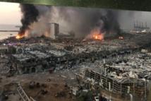 ناشونال انتريست : من الذي دمر بيروت باكبر الانفجارات غير النووية