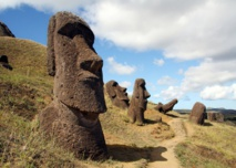 اكتشاف سبب اندثار حضارة جزيرة الفصح