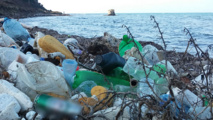 البلاستيك مشكلة في مختلف انحاء العالم - ارشيف