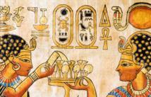 أثريون يفتحون خطابات ظلت مغلقة 4000 عام بمقابر الفراعنة