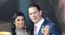 نجم المصارعة الحرة جون سينا يحتفل بزواجه الثاني سرا