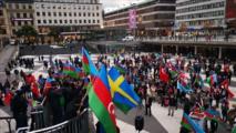 مظاهرات في عواصم أوروبية ضد أرمينيا