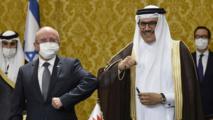هل تصدق ؟ سفارة إسرائيلية سرية بالبحرين منذ 11 عاما