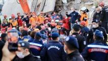 زلزال إزمير..ارتفاع عدد الضحايا إلى 24 قتيلا و804 مصابين