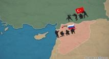 الانتقام الروسي ...بوتين يحاول جر أردوغان لمواجهة بإدلب