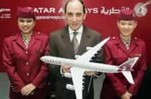 اول رحلات الخطوط القطرية تصل مصر بعد غد الخميس