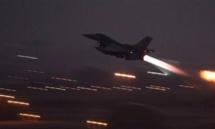 قصف جوي اسرائيلي للميليشيات الإيرانية في سوريا