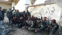 مقتل خمسة عناصر من ميليشيا لواء القدس في بادية حمص