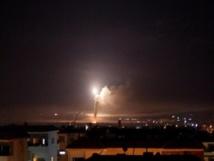 هجوم اسرائيلي بمحيط دمشق على الحرس الايراني والميليشيات