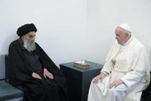 البابا فرانسيس في العراق - انترنت