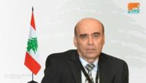 شربل وهبة وزير الخارجية اللبنالني