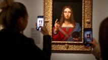 لوحة دافنشي  الاغلى في العالم