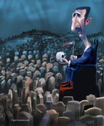 """فايننشال تنايمز : هل """"الانتفاضة العلوية"""" ضد الاسد على الأبواب ؟"""