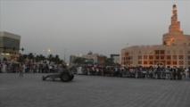 سوق واقف اشهر معالم الدوحة