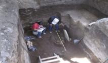 العثورعلى موقع أثري لحضارة المايا تحت رماد بركاني في السلفادور