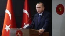 أردوغان : قمة الناتو فرصة لبحث علاقتنا مع واشنطن وباريس